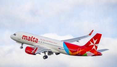 Air Malta Airbus A320neo
