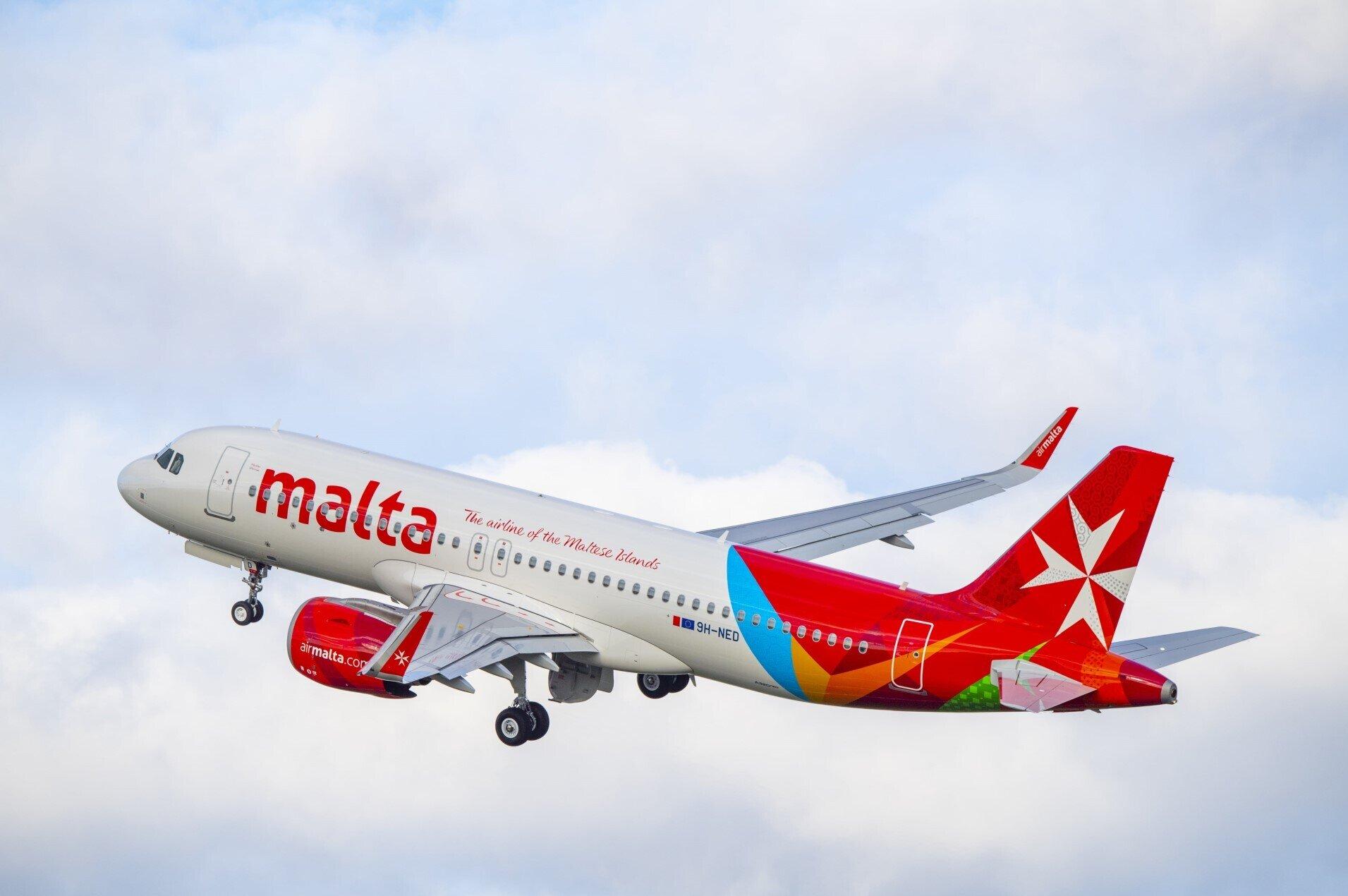 Air Malta Eyes 2022 Return To Three European Cities