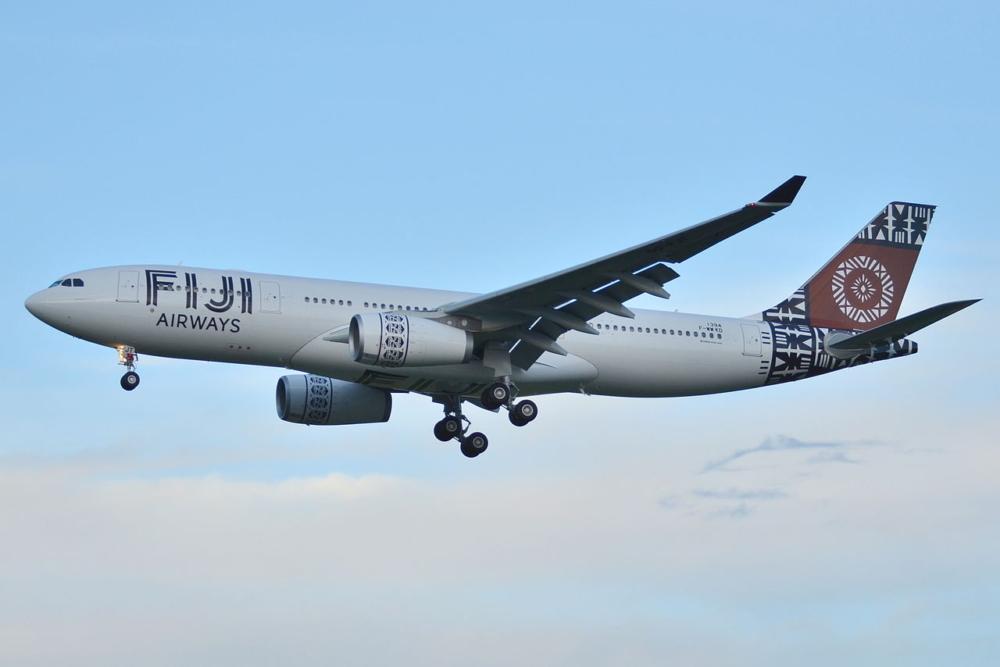 Airbus_A330-200_Fiji_Airways_(FJI)_F-WWKO_-_MSN_1394_-_Will_be_DQ-FJT