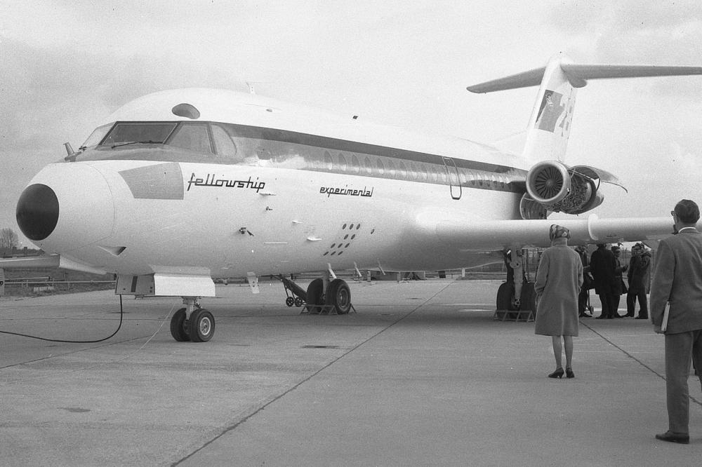 Fokker F28 Prototype