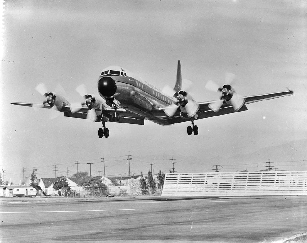 KLM Lockheed Electra