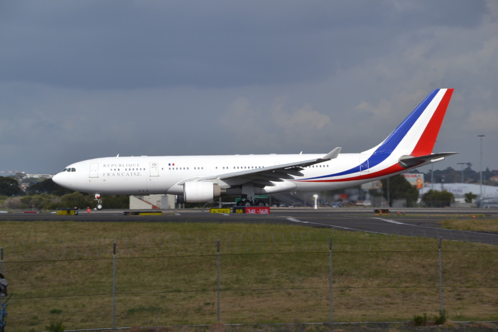 French Air Force Airbus A330