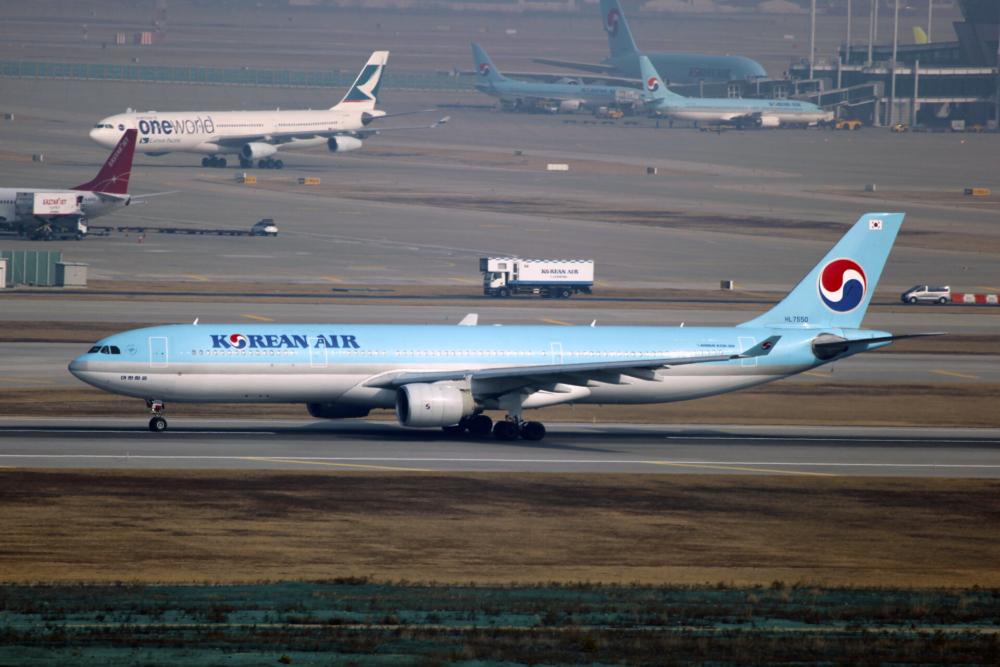 Korean Air Airbus A330