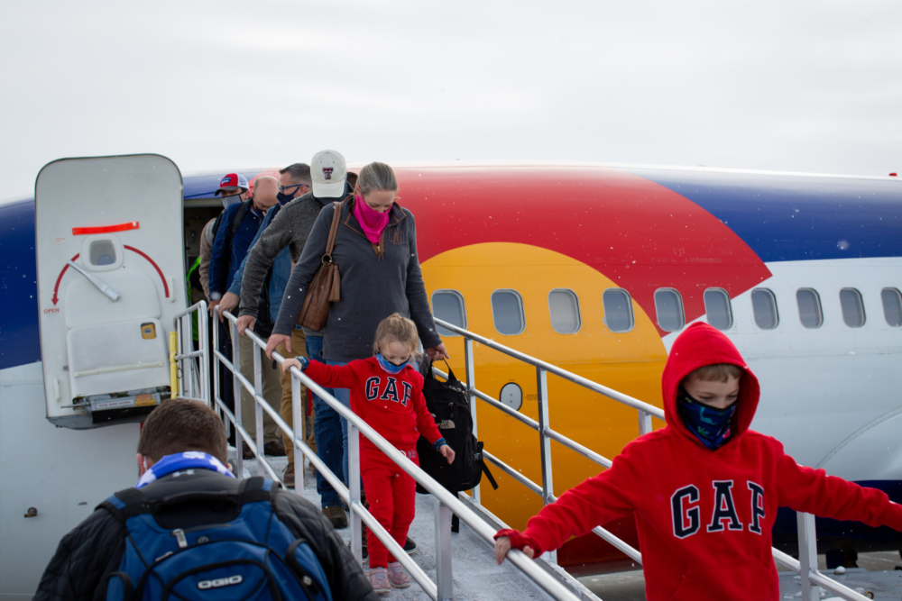 The FAA Says Southwest's Cancelations Aren't Related To Vaccines
