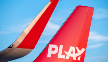 PLAY, Iceland, Airbus A320neo