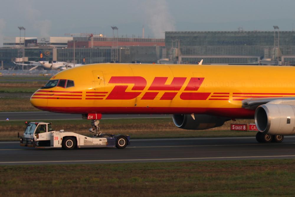 EAT Leipzig/DHL Boeing 757