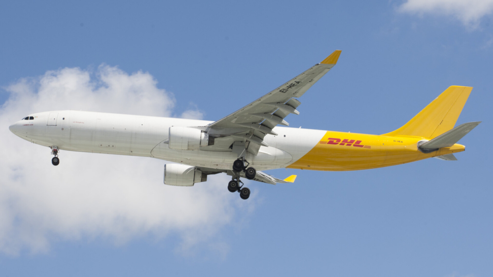 ASL Airlines Ireland/DHL Airbus A330