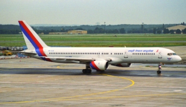Nepal Airlines Boeing 757-200M