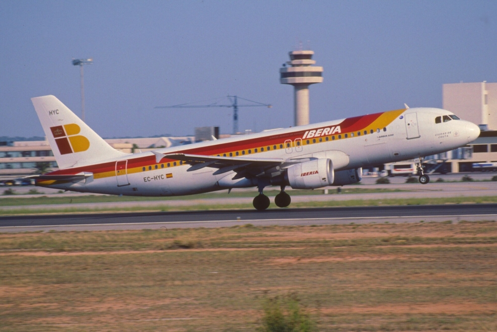 Iberia Airbus A320