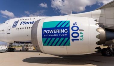 Rolls Royce, Trent 1000, Sustainable Aviation Fuel