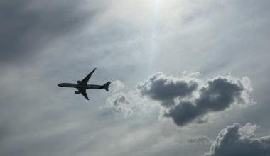 Silhouette Jet