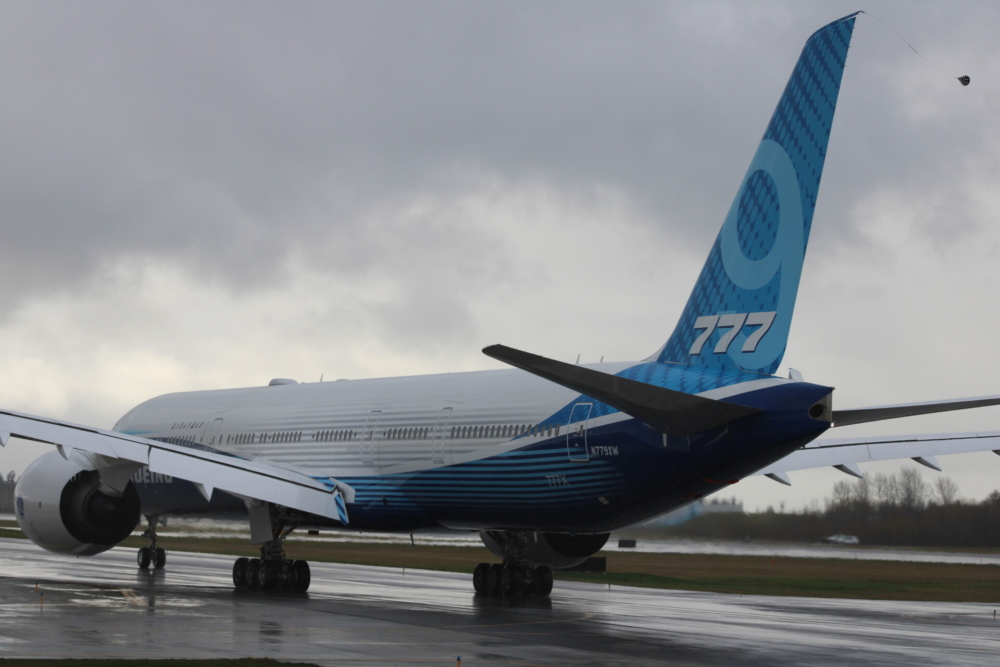 Why A Boeing 777X Freighter Would Be A Really Good Idea