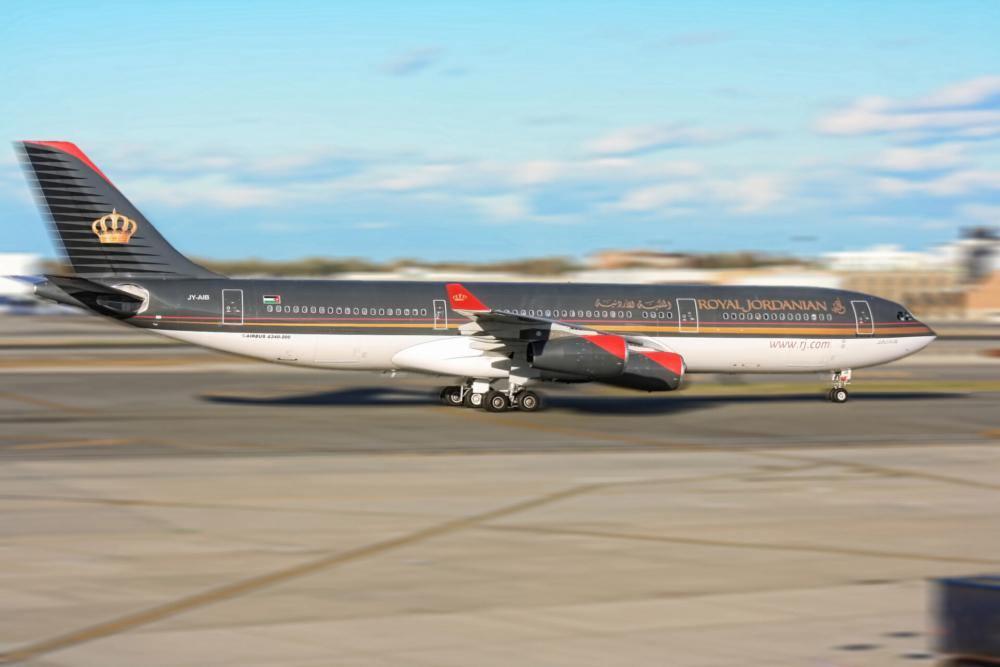 Royal Jordanian A340