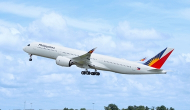 Philippine Airlines Airbus A350