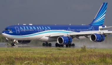 AZAL A340-500