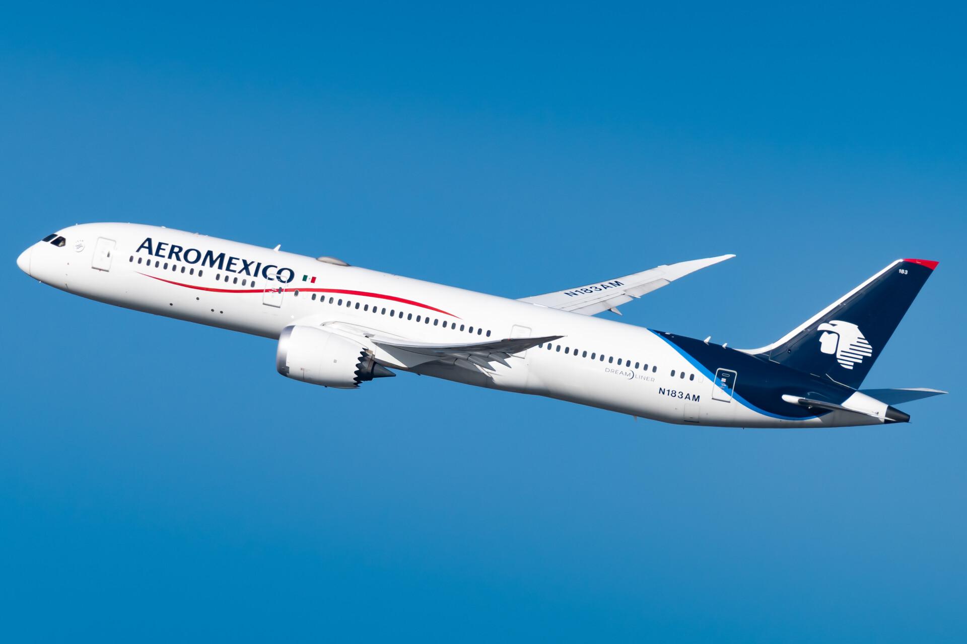 Trip Report: Aeroméxico's Boeing 787-9 In Economy To Bogota