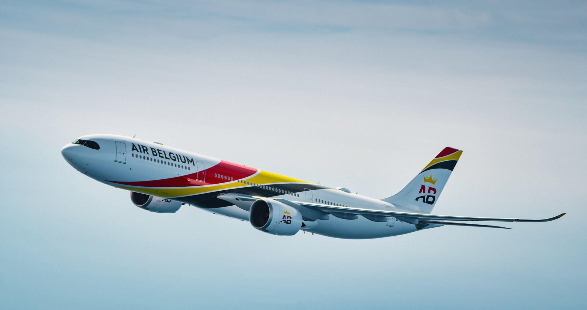 Air Belgium, Airbus A330neo, Delivery