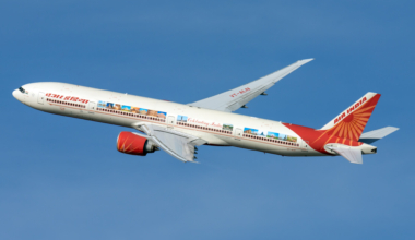 Air India (Celebrating India Livery) Boeing 777-337(ER) VT-ALN