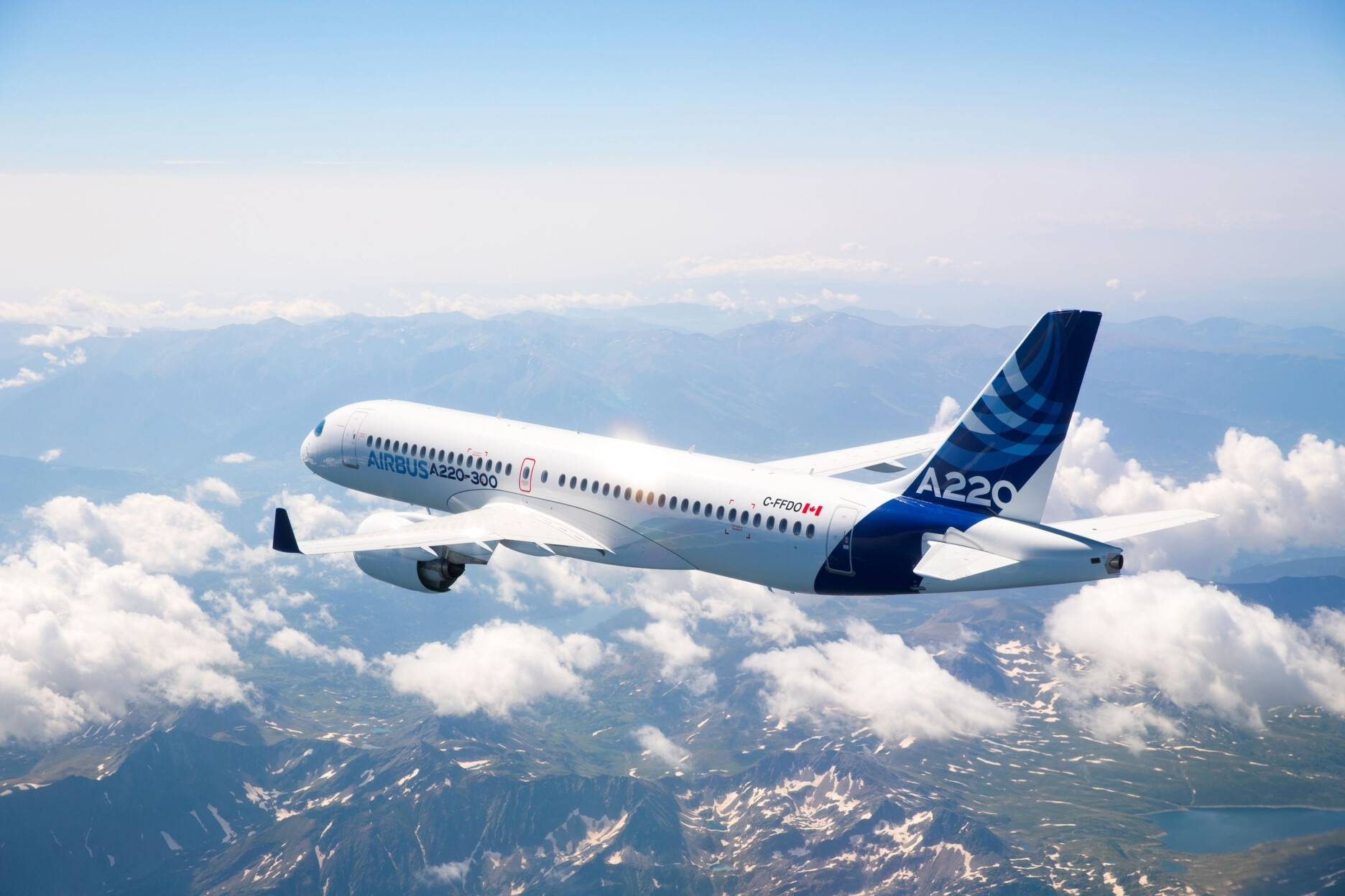 Korean Air, Airbus A220, Best Operator