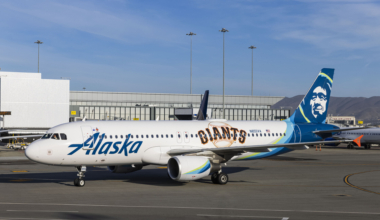 Alaska A320 New Livery