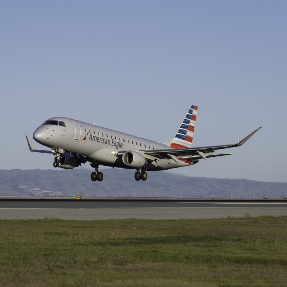 American Eagle Flight Evacuated In LaGuardia Over Security Incident