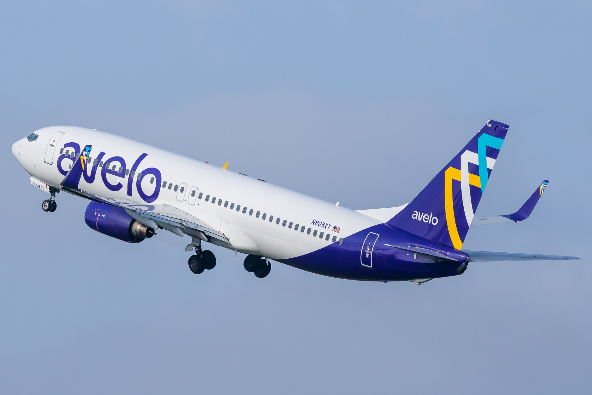 Avelo Airlines Launches Vegas To North Colorado Flights