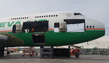 Aviationtag, Eva Air, Boeing 747