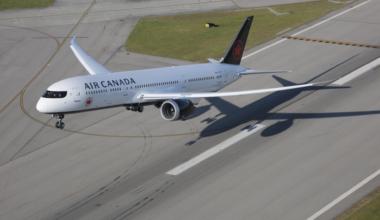 Air Canada 787-9