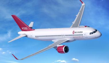 BOC AViation A320