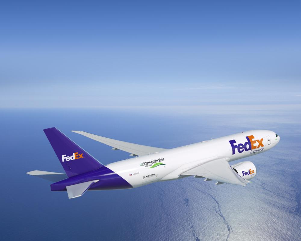 Boeing 777 ecoDemonstrator