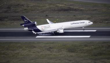 Lufthansa Cargo, MD-11 Retirement, Final Flight