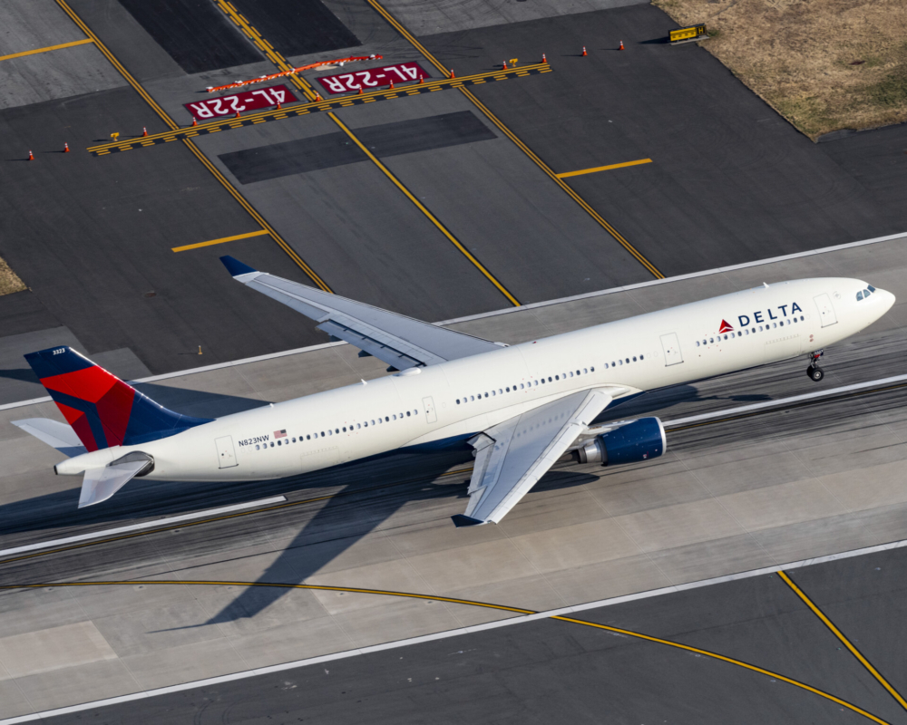 Delta Air Lines Turns $1.2 Billion Profit And Acquires Two More A350s