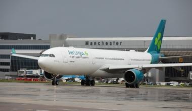 Aer Lingus Manchester Airport to Barbados Inaugural Flight