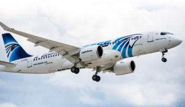 EgyptAir-A220