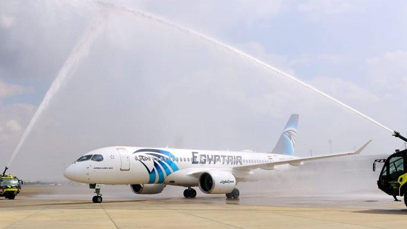 EgyptAir to Tel Aviv