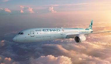 Etihad Airways, London Heathrow, Sustainable Flight