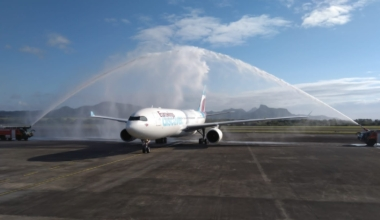 Eurowings Discover to Mauritius