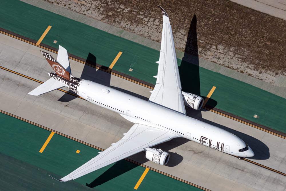 Fiji Airways Airbus A350-941 DQ-FAJ (2)