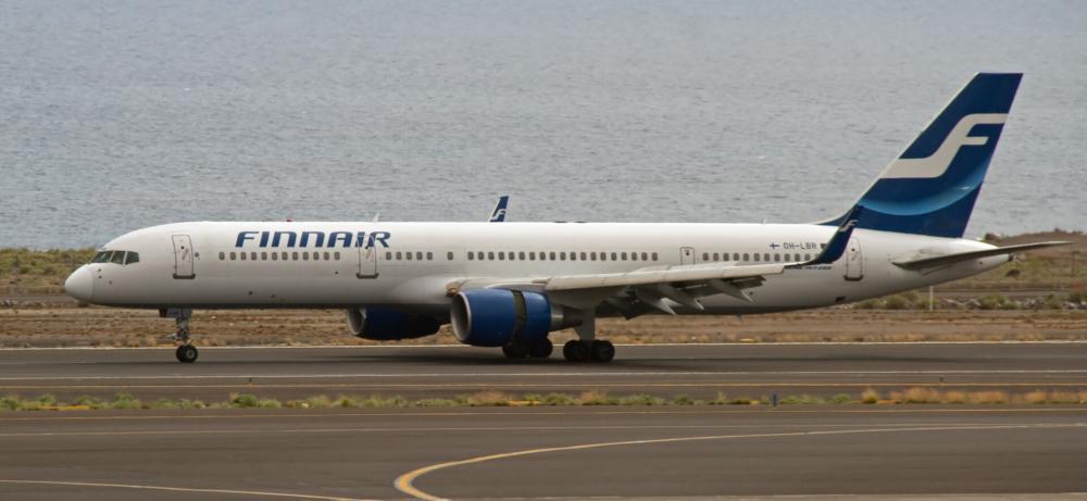Finnair Boeing 757