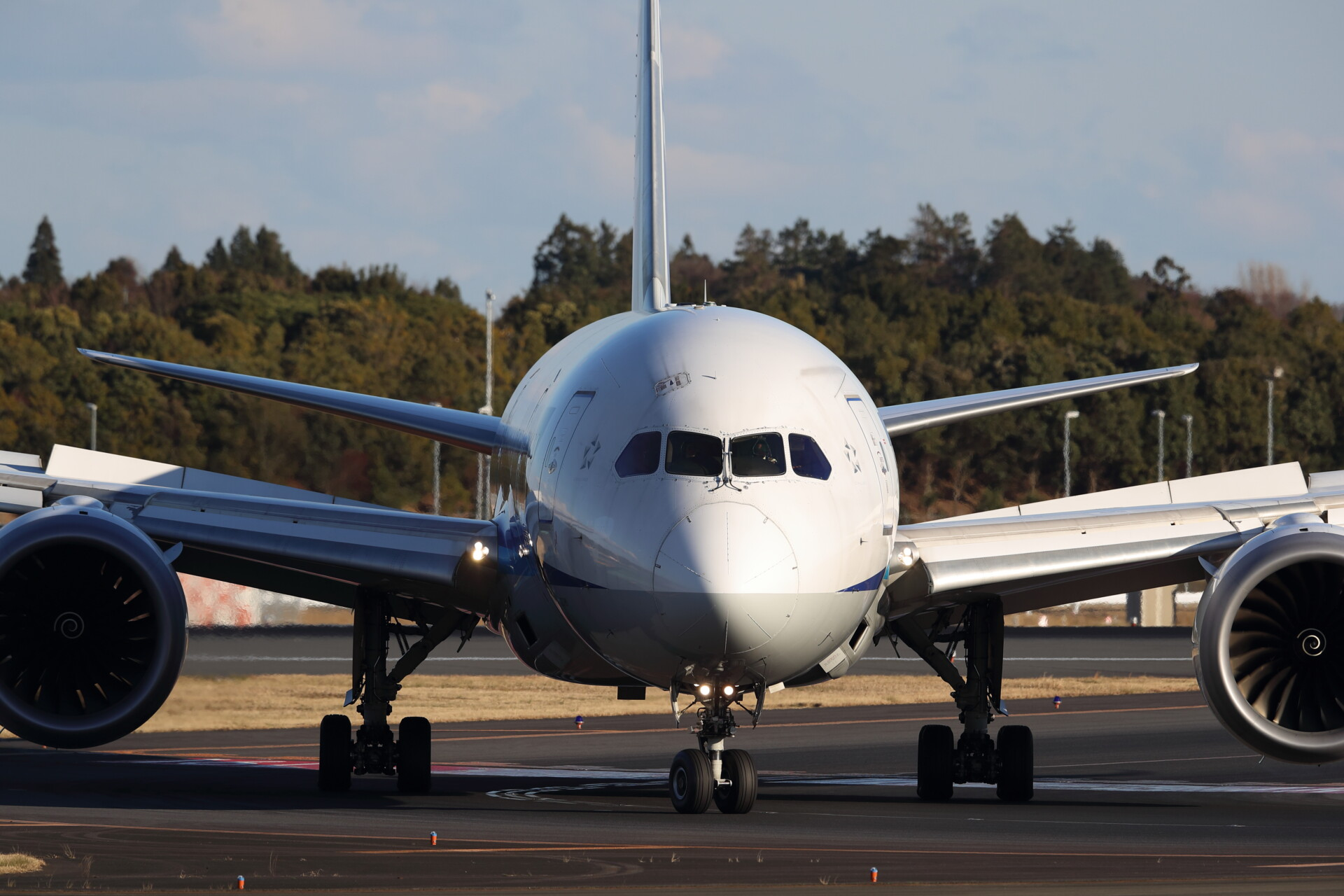 ANA, Boring 787-9, Delivery