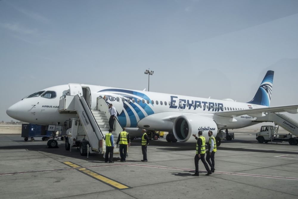 EGYPT-HEALTH-VIRUS-TOURISM