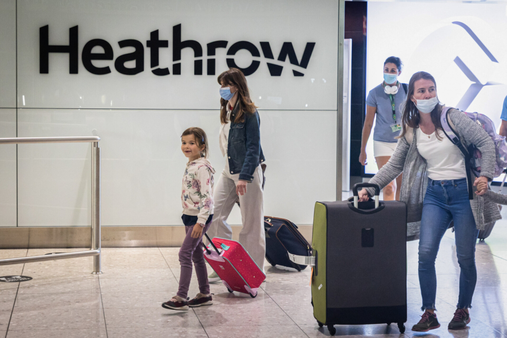 Heathrow Getty