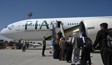 PIA 777 Kabul