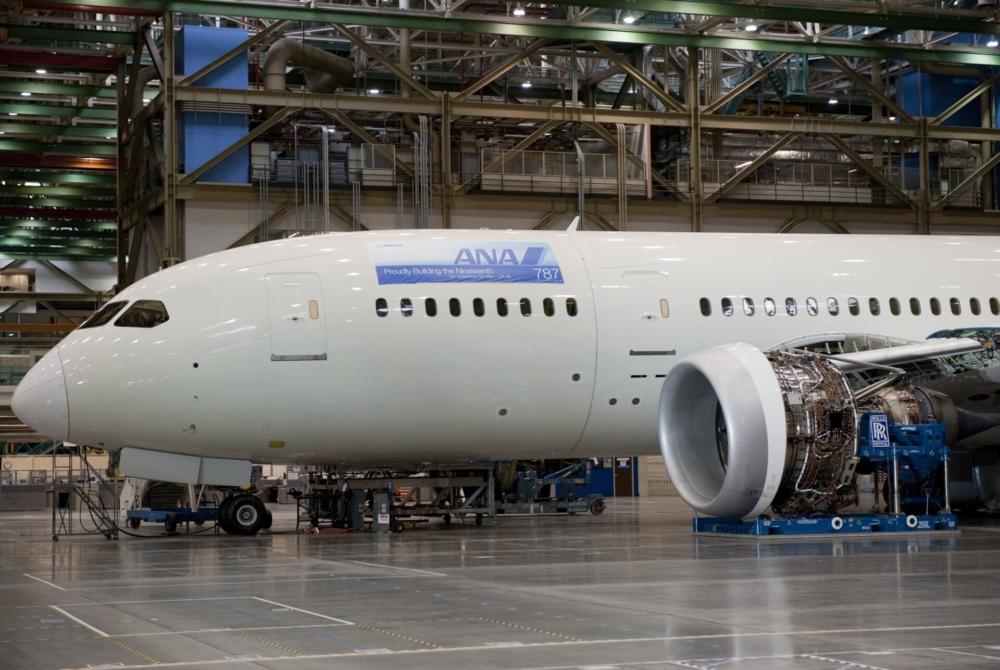 ANA, Boeing 787 Dreamliner, 10 Years