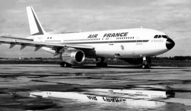 Air France A300