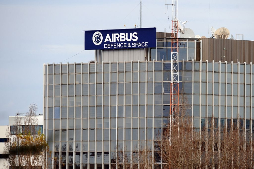 Airbus Defence and Space Getty
