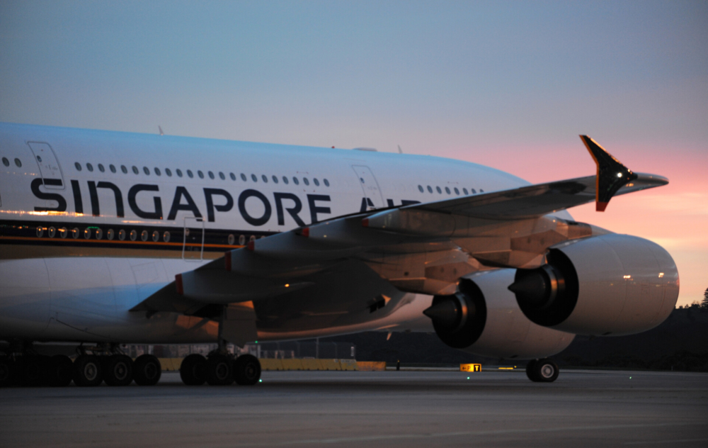Singapore Airlines Website Crashes Under Weight Of VTL Demand