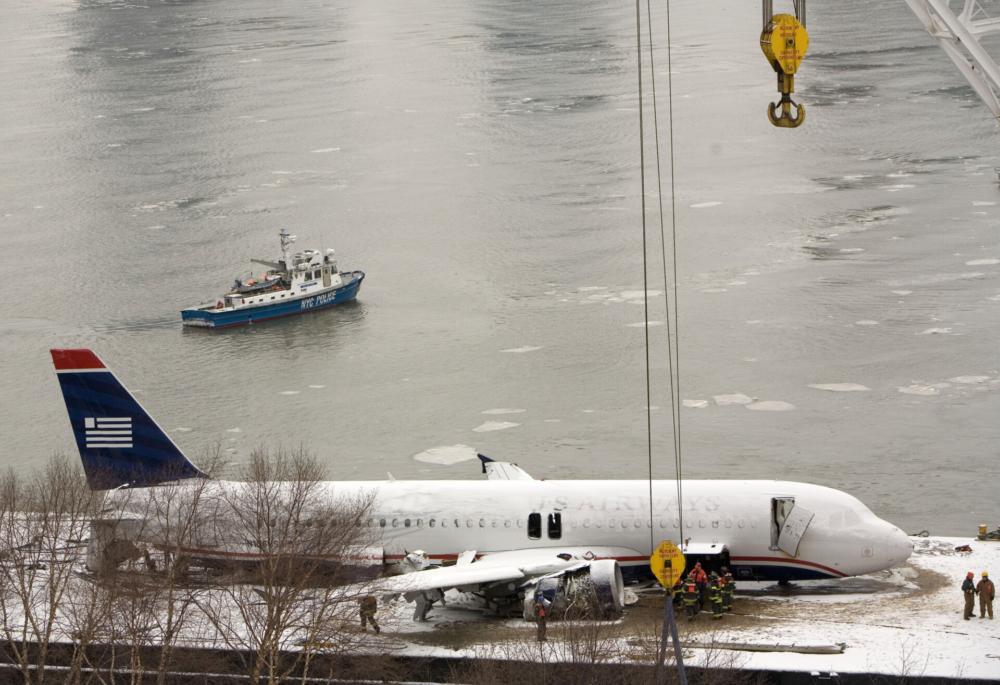 US Airways Airbus A320 Getty