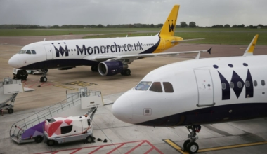 Monarch Airlines Getty