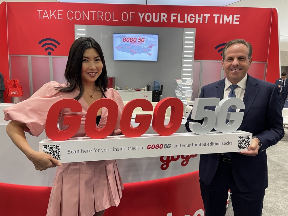 5G In The Sky? Jet Edge And Gogo Could Make It A Reality